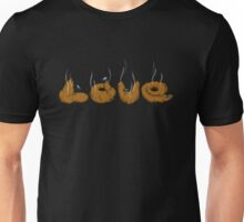Love...The four letter word Unisex T-Shirt