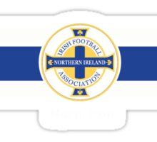 Northern Ireland National Football Team - Norn Iron Sticker