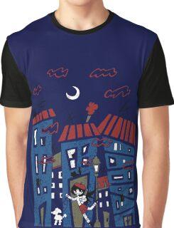 Paris, Paris by Lolita Tequila Graphic T-Shirt