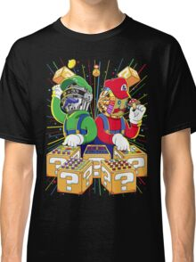 Super Punk Bros Classic T-Shirt