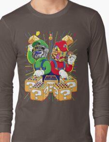 Super Punk Bros Long Sleeve T-Shirt