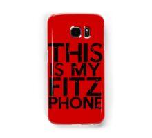 fitz phone samsung Samsung Galaxy Case/Skin