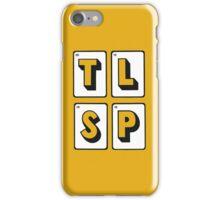 TLSP iPhone Case/Skin