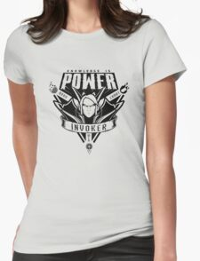 Kael The Invoker Dota 2 Womens Fitted T-Shirt