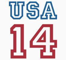 USA 2014 Kids Tee
