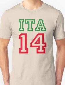 ITALY 2014 T-Shirt