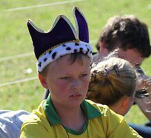 Pouty Prince by Vicki Childs