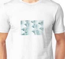 Happy Easter: Turquoise Hearts Unisex T-Shirt
