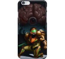 Metroid - Alt version iPhone Case/Skin