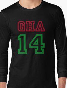 GHANA 2014 Long Sleeve T-Shirt
