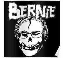 Bernie Skull Poster