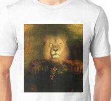 Military Lion  Unisex T-Shirt