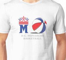Monarchs Basketball Unisex T-Shirt
