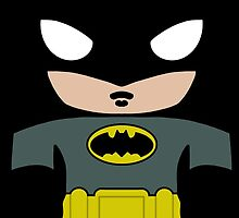 Funny Batman by sakha