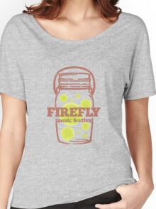 music festival firefly 2016 Women's Relaxed Fit T-Shirt