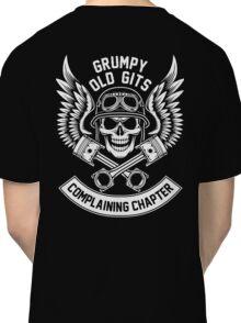 Grumpy Old Gits Complaining Chapter Classic T-Shirt