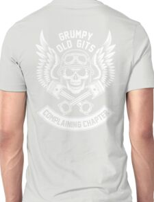 Grumpy Old Gits Complaining Chapter Unisex T-Shirt