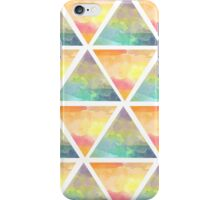 Hot N Cold Watercolours iPhone Case/Skin