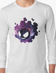 Galaxy Gastly Long Sleeve T-Shirt