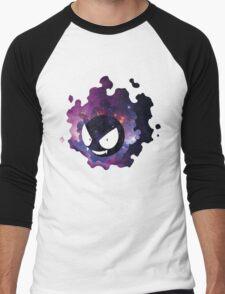 Galaxy Gastly Men's Baseball ¾ T-Shirt
