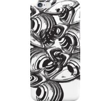 Paper Quilling Illustrated Designs iPhone Case/Skin