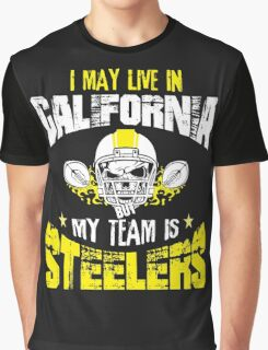 Football Fan Gift | Steelers Graphic T-Shirt