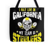 Football Fan Gift   Steelers Tote Bag