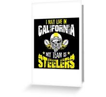 Football Fan Gift | Steelers Greeting Card