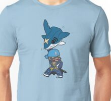 Running with Scissors - Aqua ver. Unisex T-Shirt