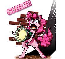 Pinkie Bazooka - Smile by Pimander1446