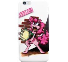Pinkie Bazooka - Smile iPhone Case/Skin