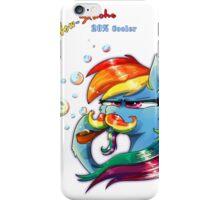 Rainbow - Stache 20% Cooler iPhone Case/Skin