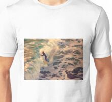 Riding the Sea by Lena Owens Unisex T-Shirt
