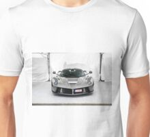 Ferrari LaFerrari in Grey Unisex T-Shirt