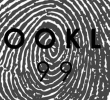 Brooklyn 99 Sticker