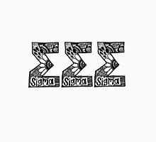 Sigma Sigma Sigma Zentangle Unisex T-Shirt