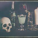 L'Absinthe C'est La Mort I by Imago-Mortis