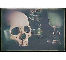 L'Absinthe C'est La Mort II Photographic Print