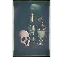 L'Absinthe C'est La Mort VI Photographic Print