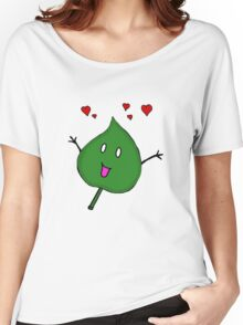 Love a leaf Women's Relaxed Fit T-Shirt