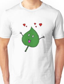 Love a leaf Unisex T-Shirt