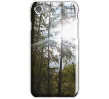 Streaming Sunlight iPhone Case/Skin