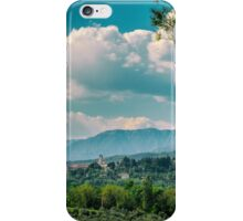 summer day in the countryside iPhone Case/Skin