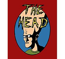 The Head Photographic Print