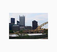 Downtown Skyline Pittsburgh Pennsylvania Unisex T-Shirt
