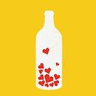 Message in a bottle by Budi Satria Kwan