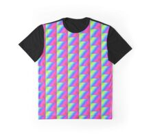Modern Art Colorful Graphic T-Shirt