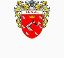 McNally Coat of Arms/Family Crest Unisex T-Shirt