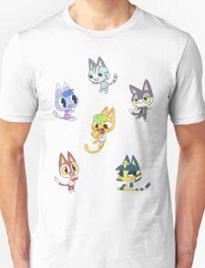 Animal Crossing - Cat Set 1 T-Shirt