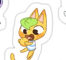 Animal Crossing - Cat Set 1 Sticker